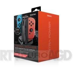 Ładowarka BIONIK BNK-9019 Tetra Power do kontrolerów Joy Con do Nintendo Switch