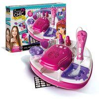 Kreatywne dla dzieci, Studio paznokci Crazy Chic Code 78257 - Clementoni