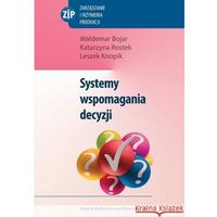 Książki o biznesie i ekonomii, SYSTEMY WSPOMAGANIA DECYZJI (opr. miękka)