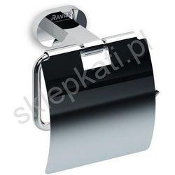 RAVAK Chrome Wieszak na papier toaletowy CR 400.00, kolor CHROM X07P191