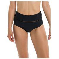 Stroje kąpielowe, strój kąpielowy BENCH - Full Coverage Bottom Black Beauty (BK11179) rozmiar: S