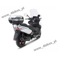 Stelaże motocyklowe, GIVI SR91 Stelaż pod kufer centralny do Kymco Xciting R 300i-500i [09-11]