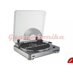 Gramofon Audio-Technica AT-LP60USB szary