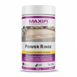 Maxifi Power Rinse 500g proszek do ekstrakcyjnego prania tapicerki