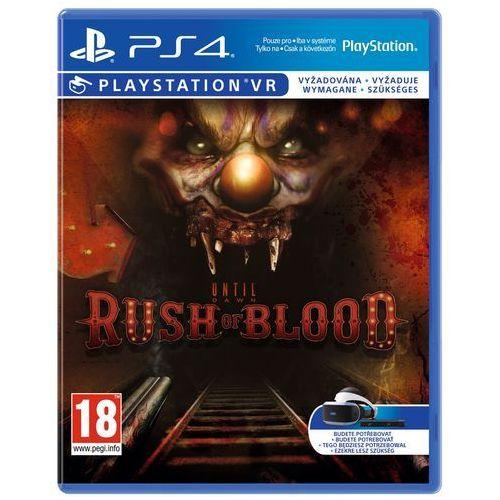 Gry na PlayStation 4, Until Dawn (PS4)