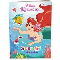 Naklejki, Disney Księżniczka Scenki z naklejkami SN-2 - Jeśli zamówisz do 14:00, wyślemy tego samego dnia.
