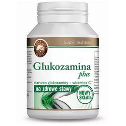 Glukozamina Plus (siarczan glukozaminy + Witamina C) 180 tabl.