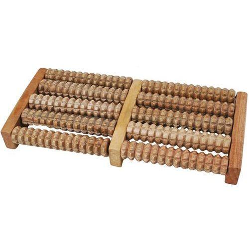 Masażery do stóp, Masażer do akupresury stóp drewniany tradycyjny