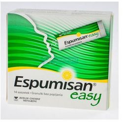 Espumisan Easy sasz.x 14 ( data waznosci 2014.01.31 )