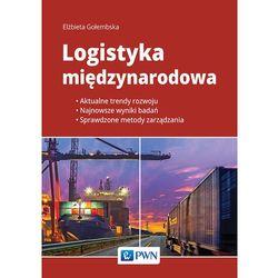 Logistyka międzynarodowa - Jeśli zamówisz do 14:00, wyślemy tego samego dnia. Darmowa dostawa, już od 49,90 zł. (opr. miękka)