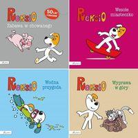 Książki dla dzieci, Reksio Zabawa w chowanego [Szarf Maria] (opr. twarda)