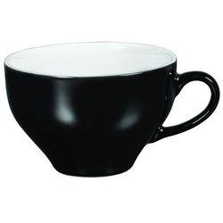 Filiżanka do latte 300 ml, czarno-biała | ARIANE, Amico Cafe