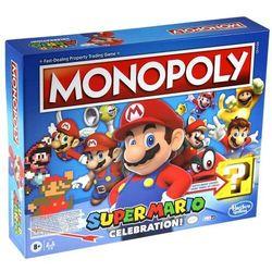 Gra Monopoly Super Mario Celebration (E9517). od 8 lat