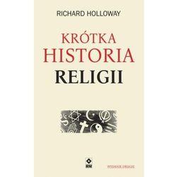 Krótka historia religii (wyd.2) - Halloway Richard - książka (opr. broszurowa)