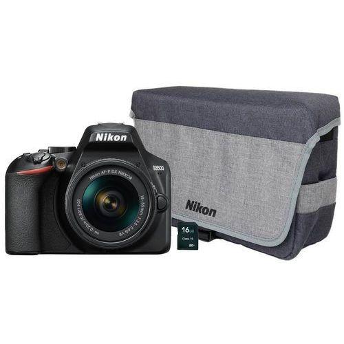 Lustrzanki, Nikon D3500