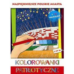 Kolorowanki patriotyczne Najpiękniejsze polskie miasta - Sfinks