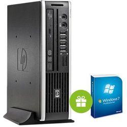 HP Compaq 8200 Elite USDT – Edycja Starter (+Windows 7 Professional) 64-bit