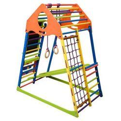 Wielofunkcyjny plac zabaw dla dzieci Kindwood Set Plus Insportline
