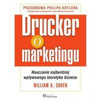 Biblioteka biznesu, Drucker o marketingu (opr. twarda)