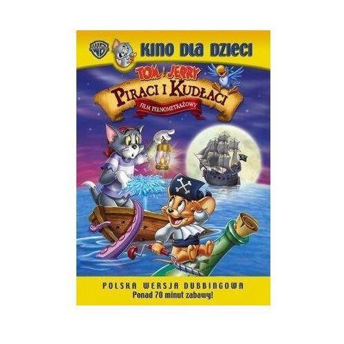 Filmy animowane, Tom i Jerry, Piraci i kudłaci (DVD) - Bill Kopp OD 24,99zł DARMOWA DOSTAWA KIOSK RUCHU