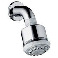 Deszczownice, HANSGROHE CLASSIC SHOWER Głowica prysznicowa Clubmaster z ramieniem prysznicowym 27475000