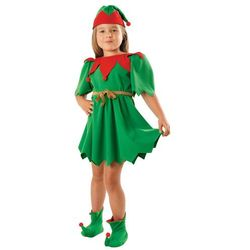 Strój Elf sukienka 98/104