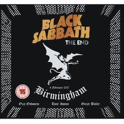 THE END - Black Sabbath (CD + DVD)