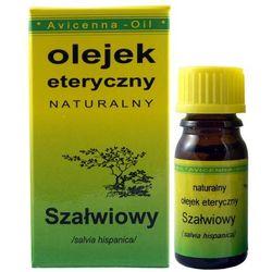 Olejek eteryczny Szałwiowy - 7ml - marki Avicenna Oil