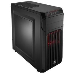 Corsair Carbide SPEC- 01 MID-Tower BLACK/RED LED/GAMING