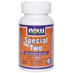 Now Foods Special Two 90 tabl. - naturalne witaminy i minerały