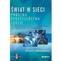 Biblioteka biznesu, Świat w sieci - Tomasz R. Aleksandrowic (opr. broszurowa)