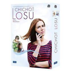 Film TELEWIZJA POLSKA S.A. Chichot losu (4 DVD)