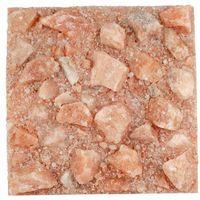 Pozostały wystrój ścian, Panel solny saltino różowa 50x50 15kg