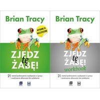 Biblioteka biznesu, Pakiet: Zjedz tę żabę, Zjedz tę żabę - workbook - Brian Tracy DARMOWA DOSTAWA KIOSK RUCHU (opr. miękka)