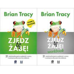 Pakiet: Zjedz tę żabę, Zjedz tę żabę - workbook - Brian Tracy DARMOWA DOSTAWA KIOSK RUCHU (opr. miękka)