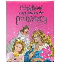 Puzzle, Pohádkové princezny - 7 puzzle s pohádkou neuveden