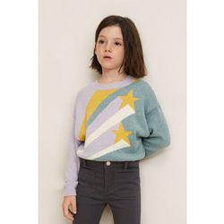 Mango Kids - Sweter dziecięcy Estrella 110-164 cm
