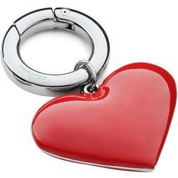 Brelok do kluczy Love Philippi czerwone serce (P188001)