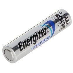 BATERIA LITOWA BAT-AAA-LITHIUM/E 10szt 1.5 V LR03 AAA ENERGIZER