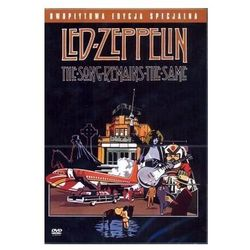 Led Zeppelin: The Song Remains the Same - Edycja Specjalna (2xDVD) - Led Zeppelin