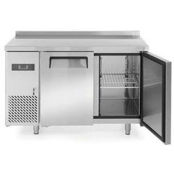 Stół chłodniczy Kitchen Line 2-drzwiowy z agregatem bocznym HENDI 233344