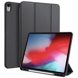 DUX DUCIS Osom żelowe etui na tablet Smart Sleep z podstawką iPad Pro 12.9'' 2018 czarny