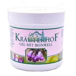KRAUTERHOF Żel z żywokostem lekarskim - - 250 ml