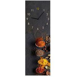 Zegar ścienny STYLER Spices BH003 Wielobarwny