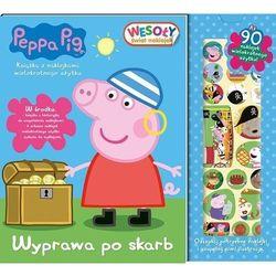 Peppa Pig. Wesoły Świat Naklejek Praca zbiorowa