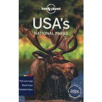 Przewodniki turystyczne, USA's National Parks. Lonely Planet (opr. miękka)