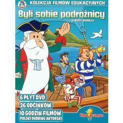 Byli sobie podróżnicy - Kolekcja filmów (DVD)