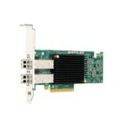 Lenovo ThinkServer OCe14102-UX-L PCIe 10Gb 2 Port SFP+ Converged Network Adapter by Emulex 4XC0F28736