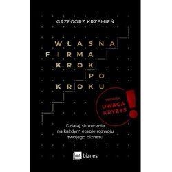 Własna firma krok po kroku - Grzegorz Krzemień - ebook