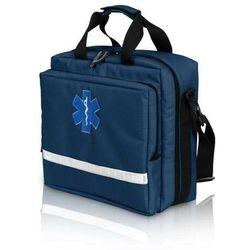 Duża torba medyczna dla pielęgniarek granatowa